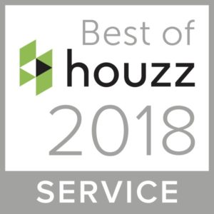 Best of HOUZZ Service Award, 2018